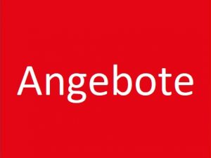Angebote IT