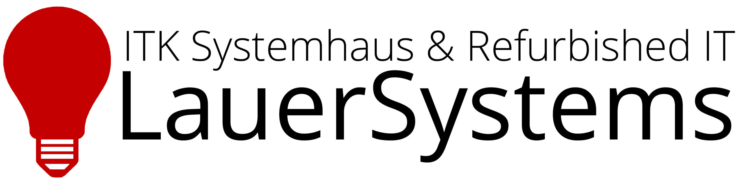 Das Logo von LauerSystems - Lukas Lauer